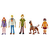 Scooby Doo 5 Figure Pack