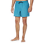F&F Short Length Swim Shorts - Turquoise
