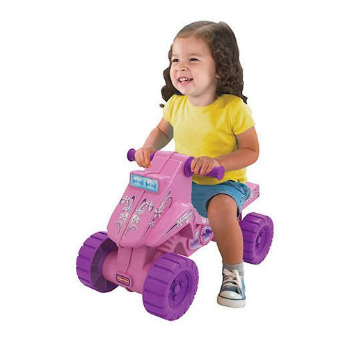 Lil' Scoot 'n' Ride All-Terrain Vehicle Ride-On