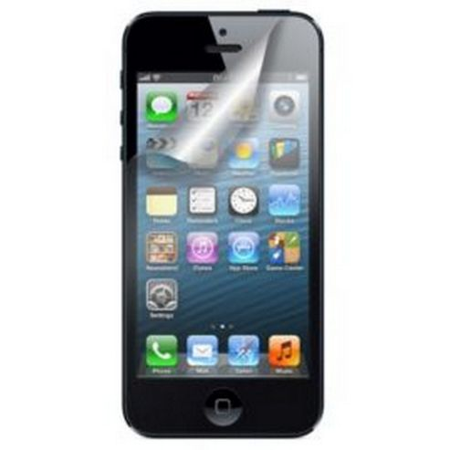 Tortoise™ Look iPhone 5 Screen Protector Twin Pack