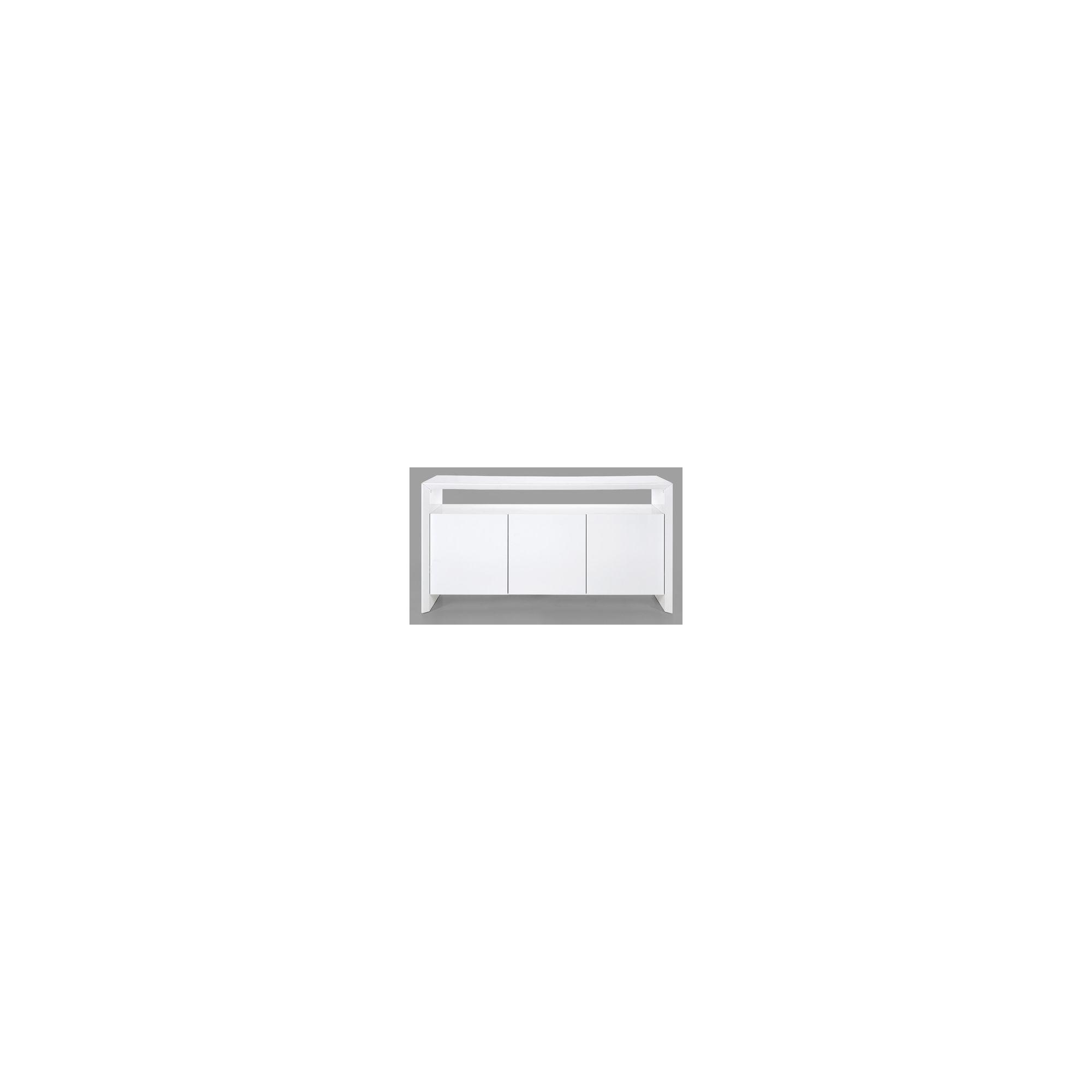 Aspect Design Procopio Sideboard in White at Tesco Direct