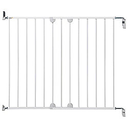 Safety 1st Wall Fix Metal Safety Stair Gate, White