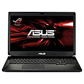 "Asus G750JX (i7/8GB/1.5TB/NVIDIA GTX770M 3GB/BluRay/17.3"") Black"