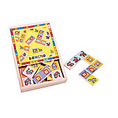 Bigjigs Toys BJ529 Animal Dominoes