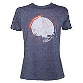 Destiny Blue Shirt T-Shirt Size Extra Large (XL) - Gaming T-Shirts