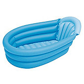 Bestway Baby Inflatable Bath Tub Blue