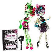 Monster High Zombie Shake 2 Pack: Rochell Goyle & Venus McFlytrap