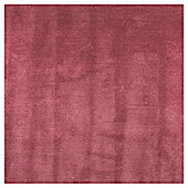 Plain Dye Wool Rug 120x170 Rose