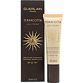 Guerlain Terracotta Sun Kissed Foundation 30g - Ebony