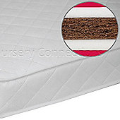 Nursery Connections Precious Coir Cot Mattress 127cm x 64cm