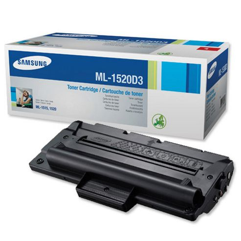 Samsung ML-1520 Mono Toner (3,000 Pages at 5% coverage)
