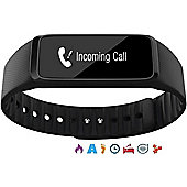 Hi-Tec Trek Go Activity Tracker Smartphone notifications Activity tracking Calories burnt Sleep monitoring Connect with friends 55008