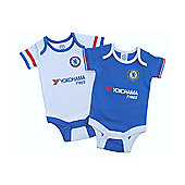 Chelsea Baby Core Kit 2 pack Bodysuits - 2015/15 - Blue & White