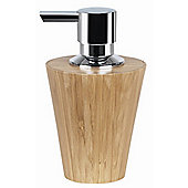 Spirella Max Light Soap Dispenser - Bamboo
