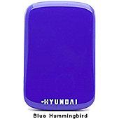 Hyundai H2 Series 750GB External USB3 Hard Drive - Blue Hummingbird H2750EBLUE