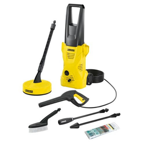 Karcher K2 Home Pressure Washer with Brush