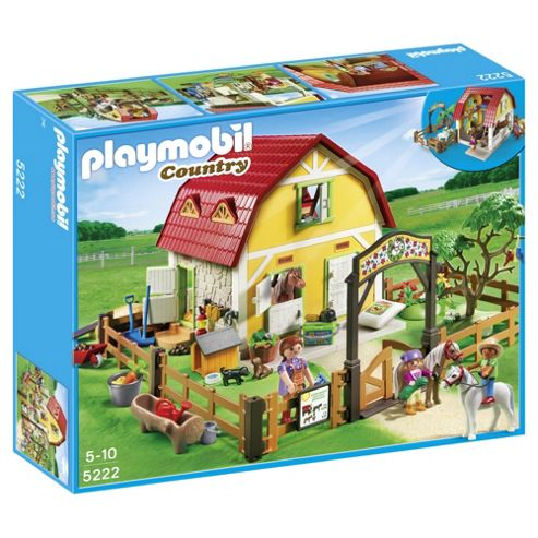 Playmobil 5222 Country Playmobil Childrens Pony Farm