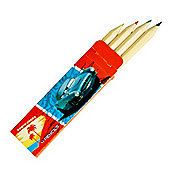 Stationery Colouring Pencils (8pk)