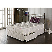 Repose New Majestyk Platform Set - Small Double/Double / 0 Drawer