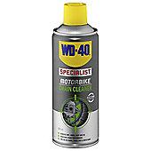 WD-40 Motorbike Chain Cleaner, 200ml