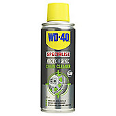 WD-40 Motorbike Chain Cleaner, 200ml