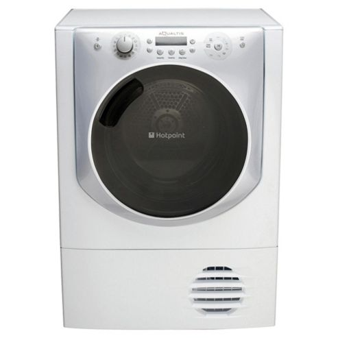 Hotpoint AQC9BF7I1 Condenser Tumble Dryer, 9kg Load, B Energy Rating, White