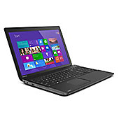 Toshiba Satellite Pro C50-A-1KH (15.6 inch) Notebook Core i3 (4000M) 2.4GHz 4GB 500GB WLAN BT Webcam Windows 7 Pro 64-bit pre-installed and Windows
