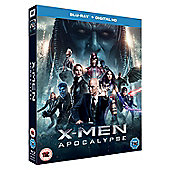 X-Men: Apocalypse Blu-ray