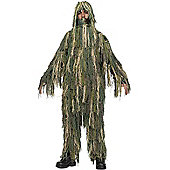 Child Ghillie Suit Medium