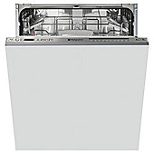 Hotpoint LTF11M121O Fullsize Integrated Dishwasher, A++ Energy Rating, Inox