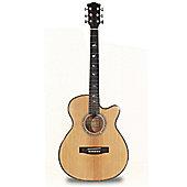 Martin Smith Electro-acoustic Guitar - Natural