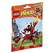 Lego Mixels Series 4 Flamzer
