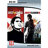 Just Cause and Just Cause 2 Double Pack - PC