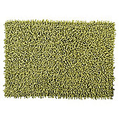 Tesco Hygro 100% Cotton Bath Mat - Fern green