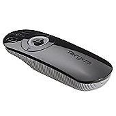 Targus AMP09EU Multimedia Presentation Remote (Black/Grey)