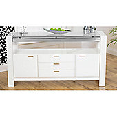 Mark Harris Furniture Sophia Sideboard in White