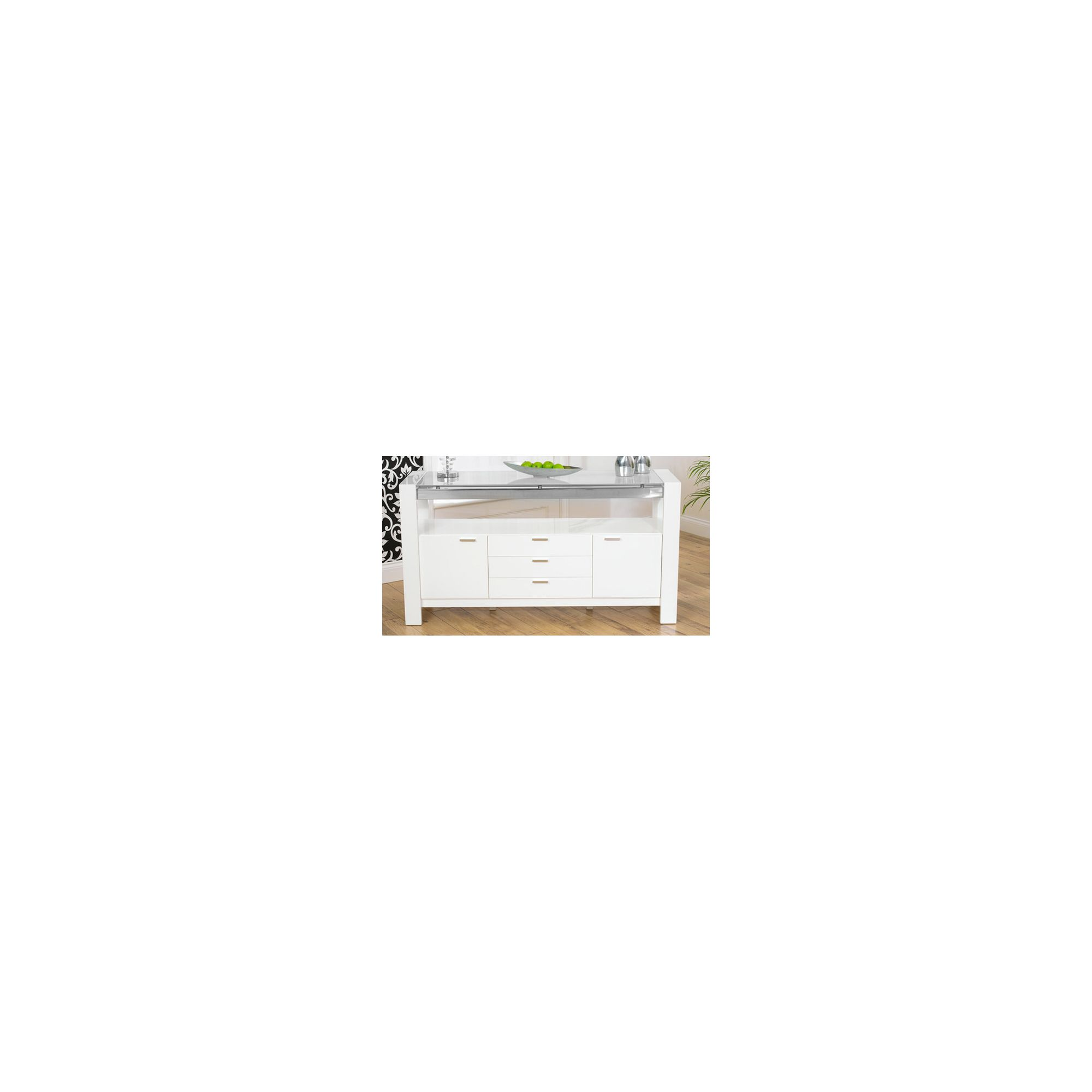 Mark Harris Furniture Sophia Sideboard in White at Tesco Direct