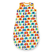 B Baby Bedding Elephant Sleeping Bag 1 Tog Size 6-18 months