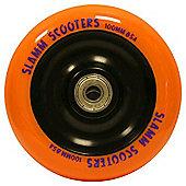 Slamm Orange Metal Core Scooter Wheel and Bearings