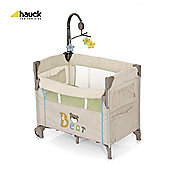 Hauck Dream 'n' Care Bear Travel Cot
