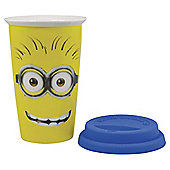 Minion travel mug