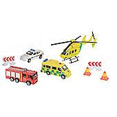 City Rescue Vehicles
