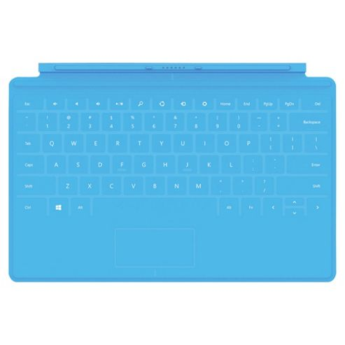 Microsoft Surface Touch Cover – Cyan Blue