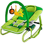 Caretero Astral Baby Bouncer (Green)
