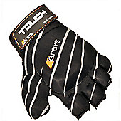 Grays Touch Hockey Gloves - Black & Silver