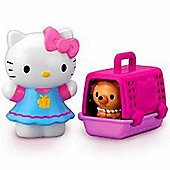 Hello Kitty Playful Pets Travelling Puppy