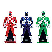 Power Rangers Super Megaforce Ranger Key Set - Light Up Speed Rescue Set