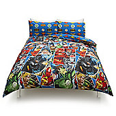 DC Comics Justice League Double Duvet Set