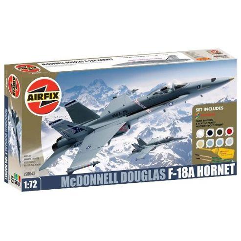 McDonnell Douglas F-18A Hornet Set (A50043) 1:72