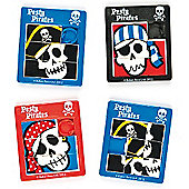 Pesty Pirates Sliding Puzzles (Pack of 6)